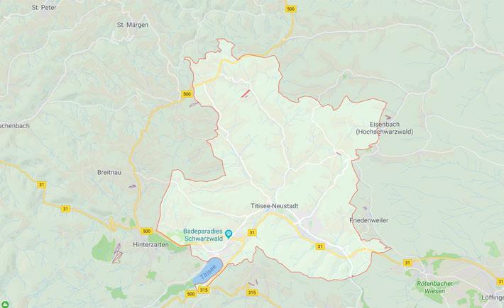 Kurierdienst Titisee Neustadt Tema Transportlogistik Google Maps