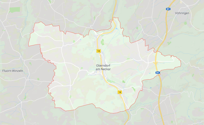 Kurierdienst Oberndorf Tema Transportlogistik Google Maps