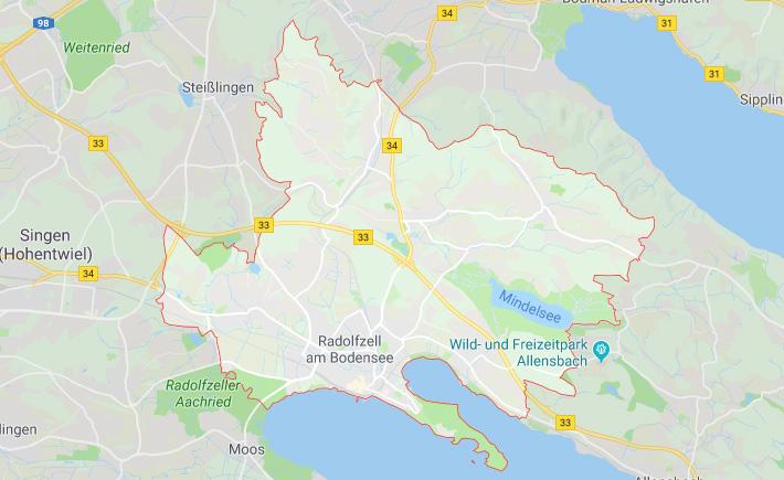 Kurierdienst Radolfzell Tema Transportlogistik Google Maps