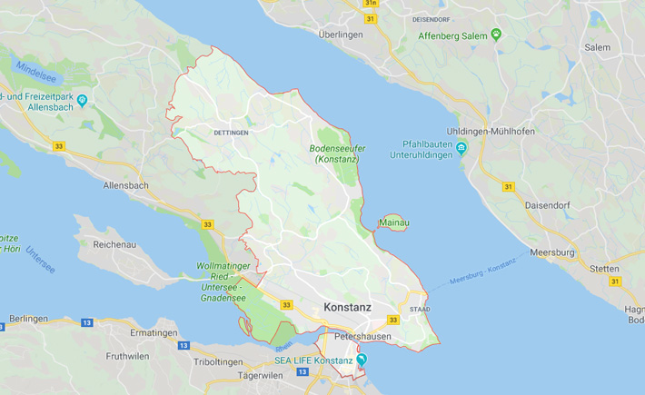 Kurierdienst Konstanz Tema Transportlogistik Google Maps